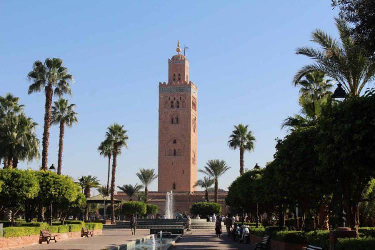 Marrakech Mosque
